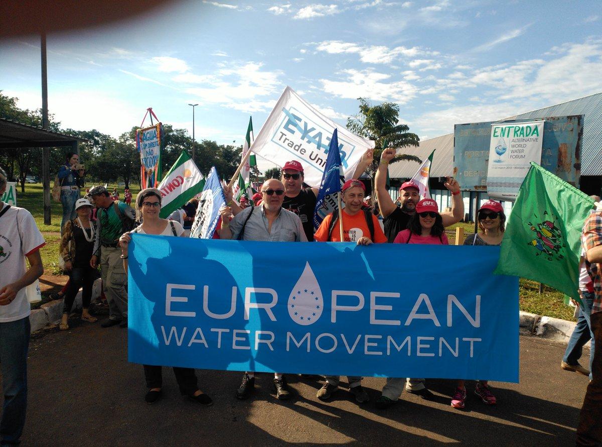 Risultati immagini per european water movement
